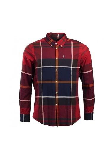 Barbour Gömlek Kırmızı